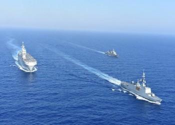 ستراتفور: اليونان تتأهب لمواجهة بحرية مع تركيا