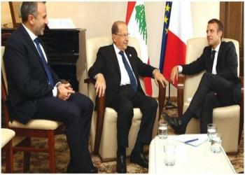 مصادر: ماكرون يعود إلى بيروت الإثنين للضغط على النخبة الحاكمة