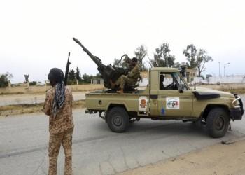 قوات حفتر تحتفل بتخريج دفعة جديدة لمرتزقة سودانيين