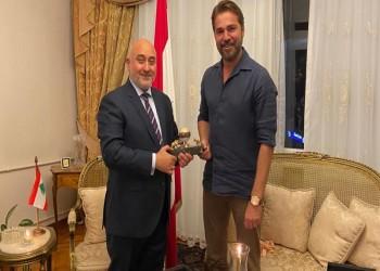 فيديو.. كيف تضامن أرطغرل مع ضحايا انفجار بيروت؟