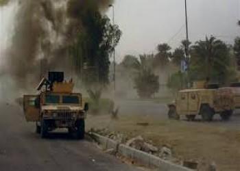 قتلى وجرحي في تفجير مدرعة للجيش المصري بشمال سيناء