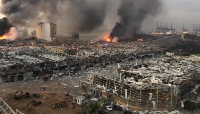 4.6 مليار دولار تكلفة الأضرار المادية لانفجار مرفأ بيروت