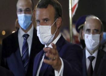 ماكرون يصل إلى بيروت ويستهل لقاءاته بزيارة فيروز