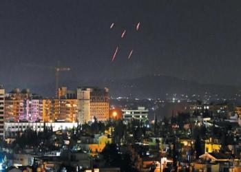 سوريا تعترف بمقتل جنديين في قصف إسرائيلي بدمشق