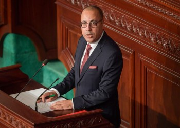 البرلمان التونسي يمنح الثقة لحكومة هشام المشيشي