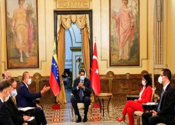 تركيا تؤكد وجود حوار بين رئيس فنزويلاوالمعارضة