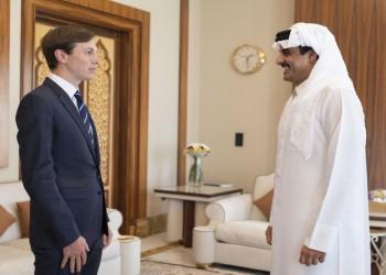 خلال استقباله كوشنر.. تميم يؤكد دعم قطر التسوية العادلة للقضية الفلسطينية
