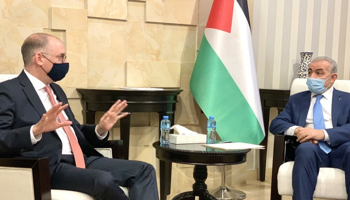 مع موجة التطبيع.. ألمانيا تدفع لمحادثات فلسطينية إسرائيلية