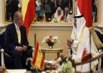 تفاصيل العلاقة المشبوهة بين العاهل البحريني وملك إسبانيا السابق