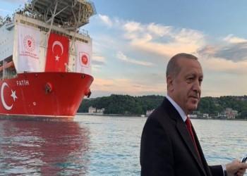 الغاز التركي المكتشف بالبحر الأسود يعادل 1.9 مليار برميل نفط