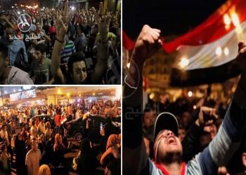 اغضب يا مصري.. تفاعل واسع مع دعوة للثورة ضد السيسي