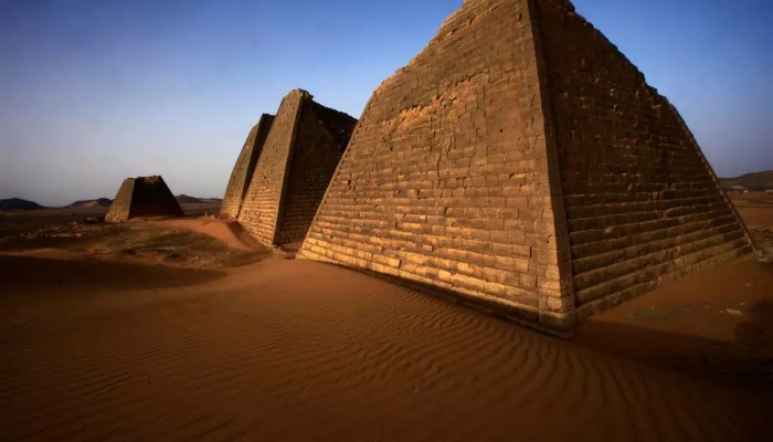فيضان النيل يهدد عاصمة مملكة مِروي الأثرية في السودان
