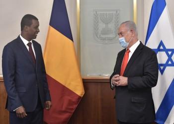 بحثا تعيين سفراء.. نجل رئيس تشاد يزور إسرائيل ويلتقي نتنياهو