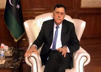 وفد من الوفاق الليبية يتوجه إلى القاهرة لتقريب وجهات النظر