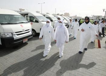 البحرين.. ارتفاع حاد لإصابات كورونا بين المواطنين مقابل الوافدين (صورة)