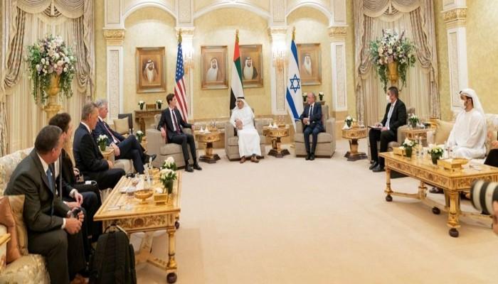 كيف ساهم ملف الطاقة في صفقة التطبيع بين الإمارات وإسرائيل؟