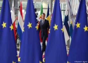 قبل قمة كورسيكا.. ماكرون يطالب بموقف أوروبي موحد ضد تركيا