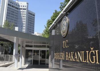 تركيا تدين تصريحات ماكرون الأخيرة حول المتوسط: وقحة بفكر استعماري