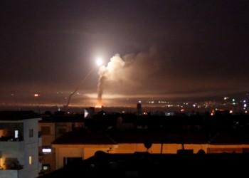 النظام السوري يعلن التصدي لصواريخ إسرائيلية بسماء حلب