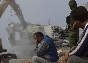 خلال 5 أشهر.. إسرائيل تهدم 389 بيتا لفلسطينيين