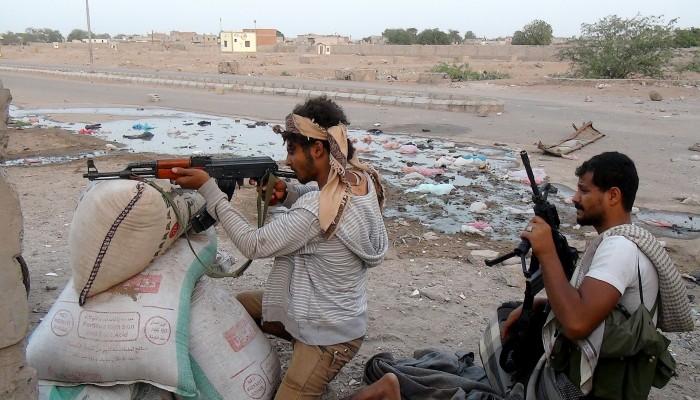 وكالة: معارك شرسة بين الحوثيين والقوات اليمنية بالضالع