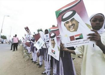 أمير قطر يتبرع بـ14 مليون دولار صالح السودان