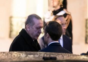 أردوغان يحذر ماكرون: ستواجه المزيد من المشاكل معي شخصيا
