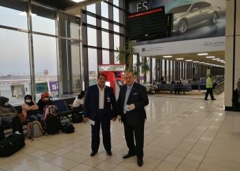 السفير الفلسطيني يغادر المنامة بعد تطبيع البحرين مع إسرائيل (صور)
