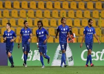 إصابة 5 لاعبين من الهلال السعودي بفيروس كورونا