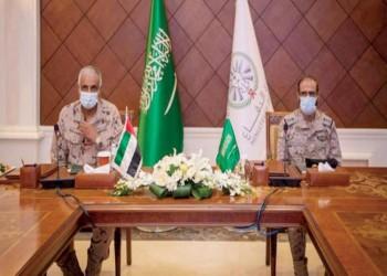 محادثات عسكرية سعودية إماراتية لاستعراض سير العمليات في اليمن