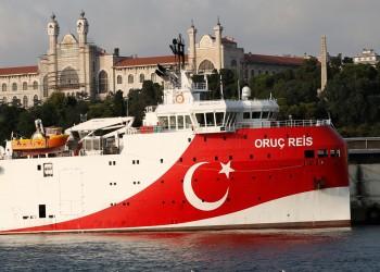 تركيا تسحب إحدى سفن التنقيب من شرق المتوسط.. واليونان ترحب