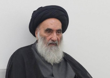 السيستاني يدعم إجراء انتخابات تشريعية مبكرة في العراق