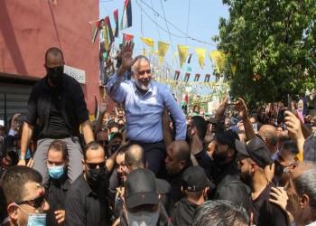 لماذا انزعج أنصار فتح من زيارة هنية لمخيمات اللاجئين في لبنان؟