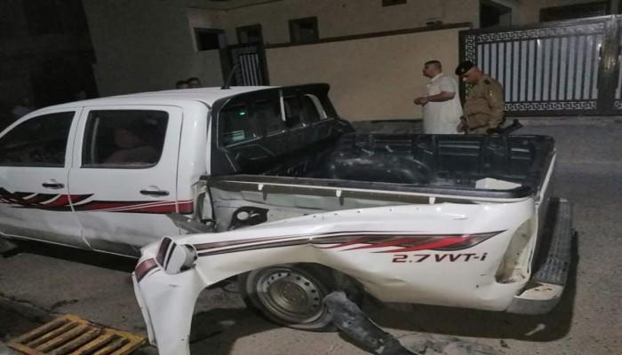 العراق.. نجاة عميد كلية الإمام بكركوك من محاولة اغتيال (صورة)