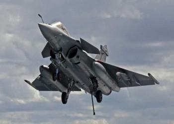 على وقع توتر مع تركيا.. اليونان تتسلم أولى مقاتلات رافال الفرنسية في 2021