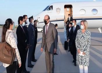 وزير خارجية البحرين يصل واشنطن لتوقيع اتفاق التطبيع مع إسرائيل
