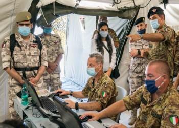 وكالة: إيطاليا توقع اتفاقيات تعاون عسكري مع قطر