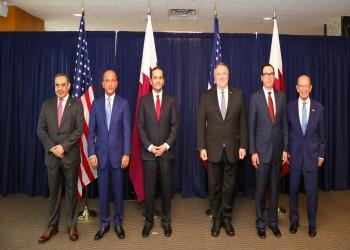 وزير الخزانة الأمريكي: الولايات المتحدة وقطر أصبحتا أكثر اتحادا من أي وقت مضى