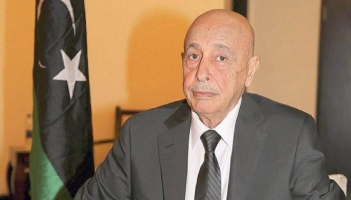 وفد مصري يلتقي عقيلة صالح في ليبيا.. ماذا ناقشوا؟
