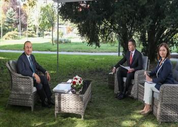 جاويش أوغلو: التدخل التركي منع وقوع حرب شوارع في ليبيا