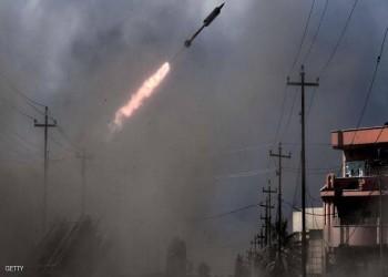 استهداف المنطقة الخضراء وسط بغداد بصاروخي كاتيوشا