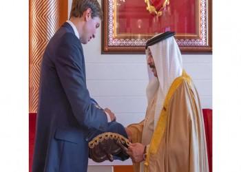 كوشنر قدم هدية خاصة لملك البحرين.. تعرف عليها