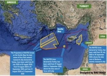 شرق المتوسط: التهدئة شرطٌ للتفاوض!