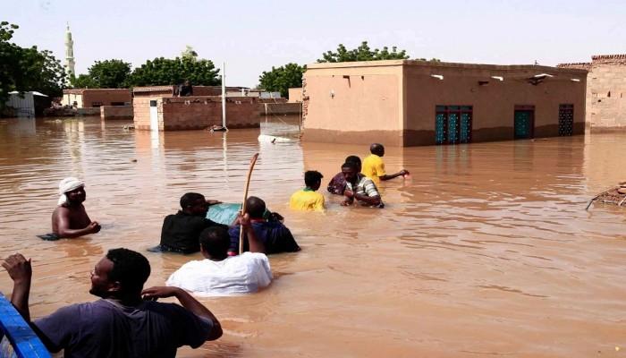 محذرة من تدهور الأوضاع.. الأمم المتحدة: تضرر 650 ألف شخص في فيضانات السودان