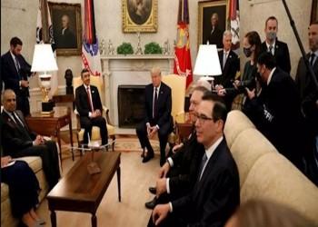 ترامب: الملك سلمان وولي عهده سيطبعان مع إسرائيل