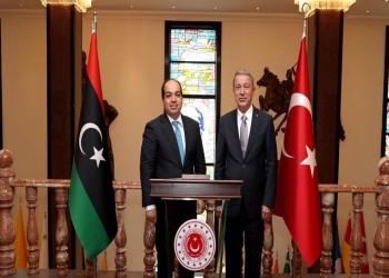 بعد أبو حولية.. أكار يستقبل نائب رئيس المجلس الرئاسي الليبي