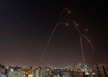 تزامنا مع كلمة عبدالله بن زايد في واشنطن.. إصابة 8 إسرائيليين بصاروخ من غزة