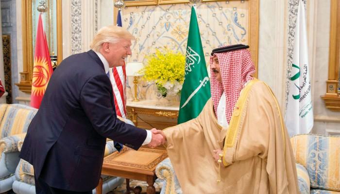 ترامب يهاتف ملك البحرين لتهنئته باتفاق التطبيع مع إسرائيل