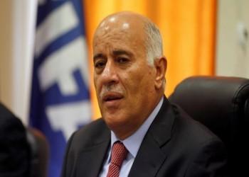 الرجوب: الإمارت تقاطع السلطة الفلسطينية منذ 2010