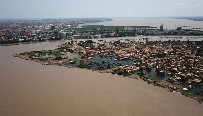 السودان يعلن تأجيل الدراسة بسبب الفيضانات